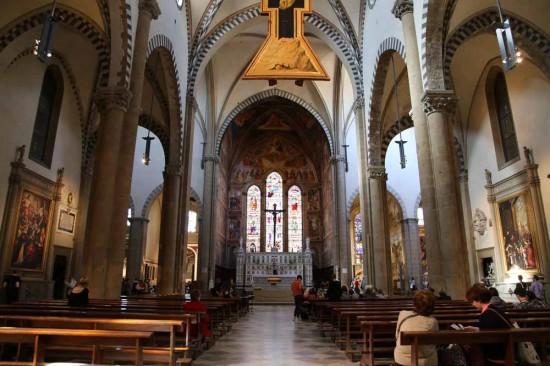 サンタマリアノヴェッラ教会