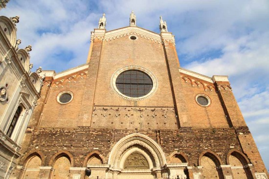 サンティ・ジョヴァンニ・エ・パオロ聖堂