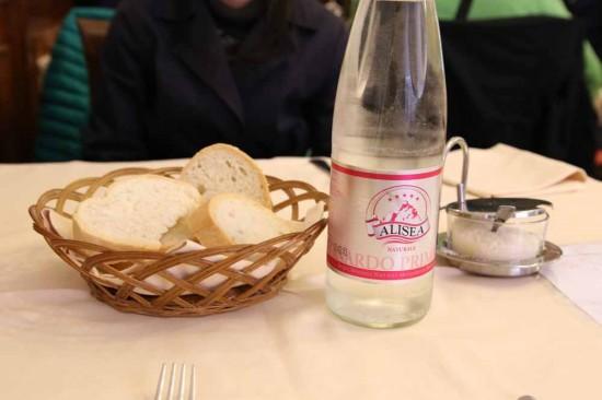 クレモナレストランAlberco Duomo Ristrante