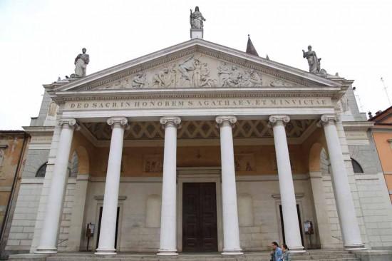 クレモナサンタガタ教会Sant'Agata