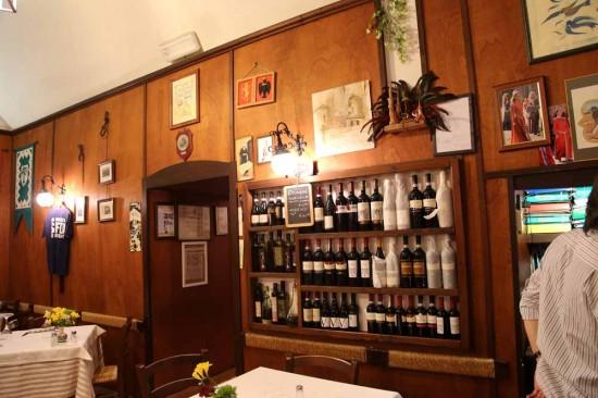 オルビエートの名店La Palomba